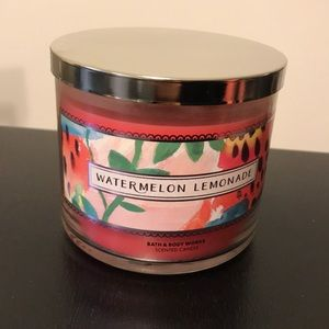 Accents - Bath and Body Works 3 wick candle